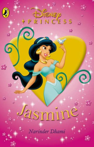 Jamine: Disney Princess By Narinder Dhami