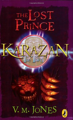 Karazan: The Lost Prince By V. M. Jones