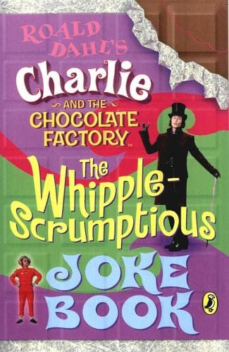 Charlie and the Chocolate Factory Joke Book By Roald Dahl