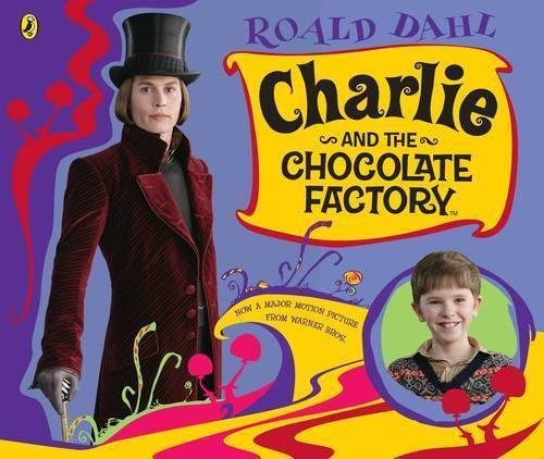 Charlie and the Chocolate Factory Picture Book By Roald Dahl