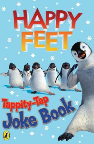 """Happy Feet"" Tappity-tap Joke Book By Richard Dungworth"