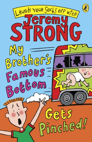 My Brother's Famous Bottom Gets Pinched By Jeremy Strong