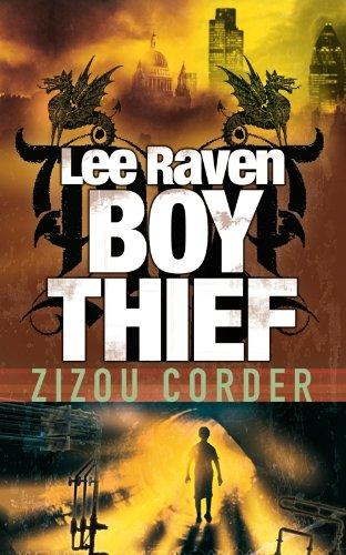 Lee Raven, Boy Thief By Zizou Corder