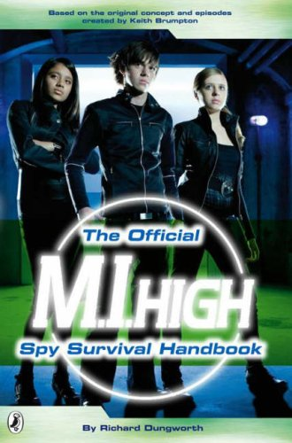 "Spy Survival Handbook By Created by ""Kudos"""