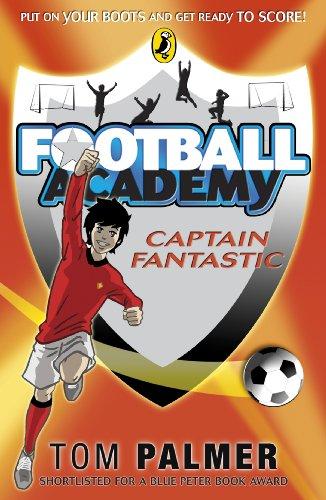 Captain Fantastic by Tom Palmer
