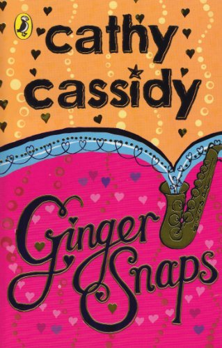 GingerSnaps By Cathy Cassidy