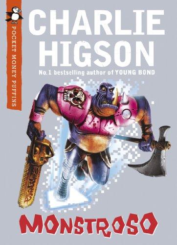 Monstroso By Charlie Higson