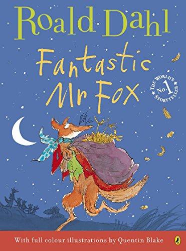 Fantastic Mr Fox by Roald Dahl