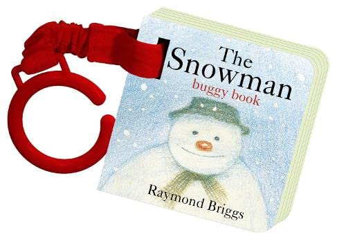The Snowman Buggy Book By Raymond Briggs