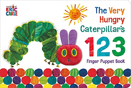 The Very Hungry Caterpillar Finger Puppet Book von Eric Carle