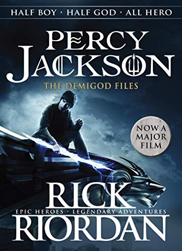 Percy Jackson: The Demigod Files (Film Tie-in) By Rick Riordan
