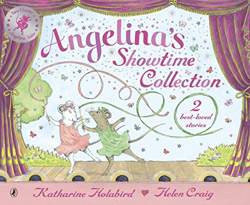 Angelina's Showtime Collection By Katharine Holabird