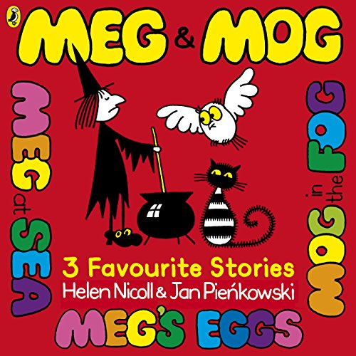 Meg and Mog: Three Favourite Stories By Helen Nicoll