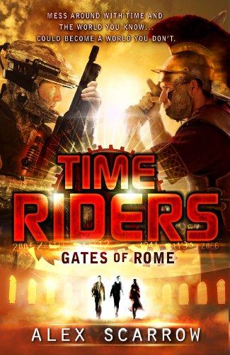 Gates of Rome by Alex Scarrow