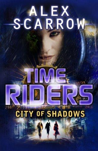 City of Shadows by Alex Scarrow