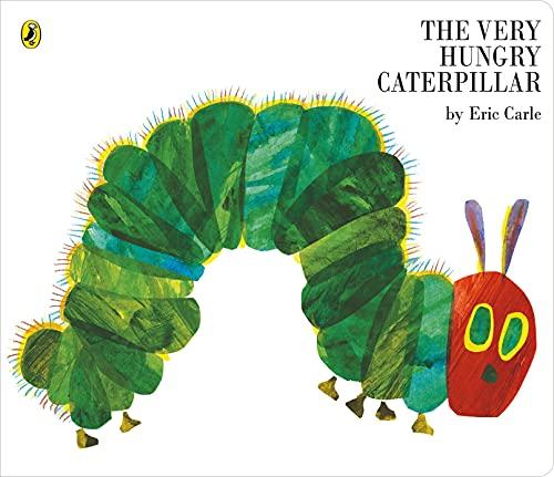 The Very Hungry Caterpillar (Big Board Book) von Eric Carle