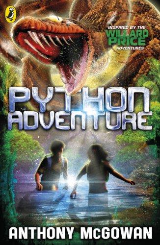 Willard Price: Python Adventure By Anthony McGowan