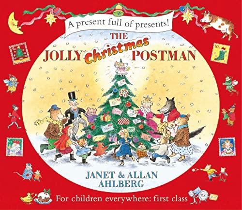 The Jolly Christmas Postman (The Jolly Postman) By Allan Ahlberg