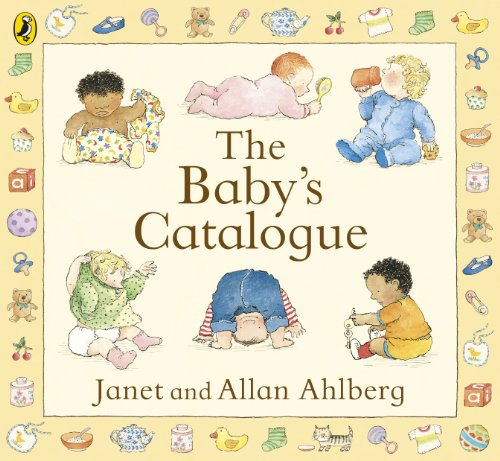 The Baby's Catalogue (Picture Puffins) By Allan Ahlberg
