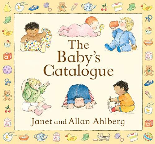 The Baby's Catalogue von Allan Ahlberg