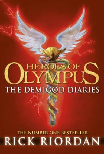 The Demigod Diaries By Rick Riordan