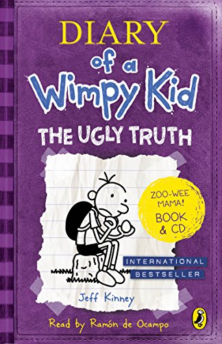 Diary of a Wimpy Kid: The Ugly Truth book & CD By Jeff Kinney