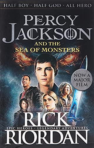 Percy Jackson and the Sea of Monsters by Rick Riordan