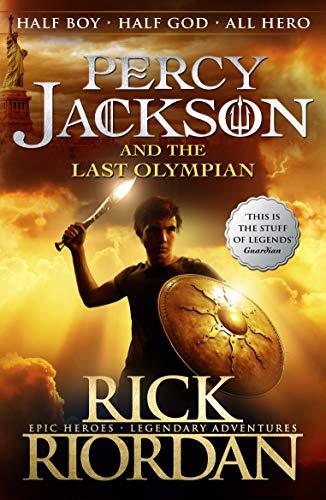 Percy Jackson and the Last Olympian (Book 5) By Rick Riordan