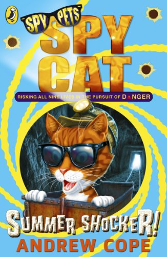 Spy Cat: Summer Shocker! by Andrew Cope