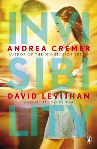 Invisibility by David Levithan
