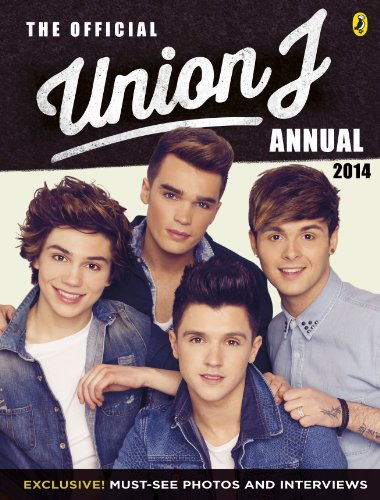 Union J Official Annual By Sunbird Sunbird