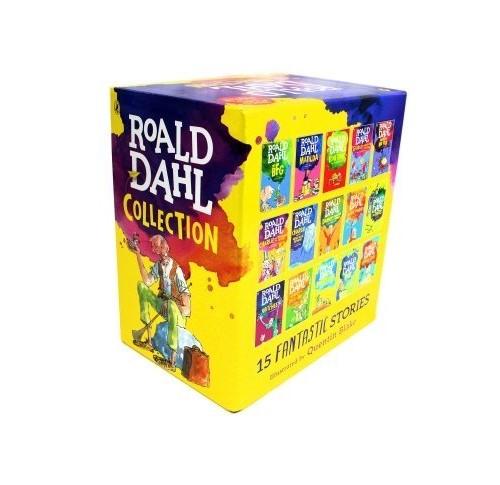 Roald Dahl Collection By Roald Dahl