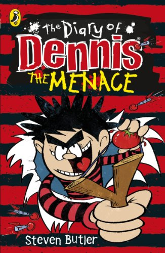 The Diary of Dennis the Menace: Book 1 by Steven Butler