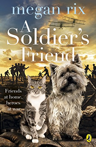 A Soldier's Friend by Megan Rix