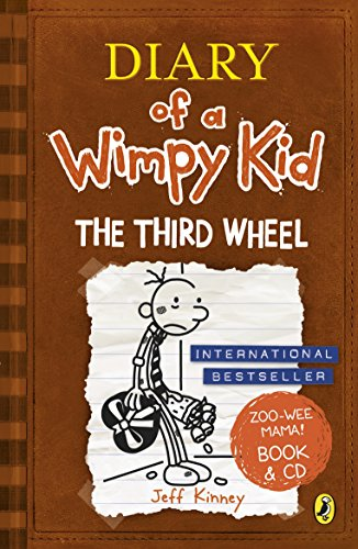 Diary of a Wimpy Kid: The Third Wheel (Book 7) By Jeff Kinney