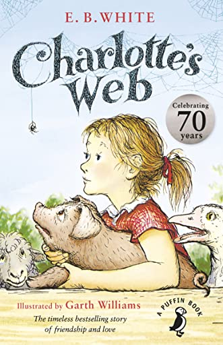 Charlotte's Web (A Puffin Book) By E. B. White