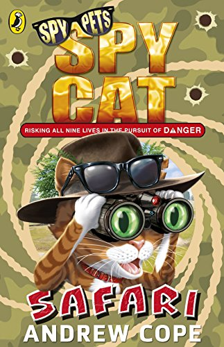 Spy Cat: Safari By Andrew Cope