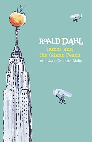 James and the Giant Peach von Roald Dahl