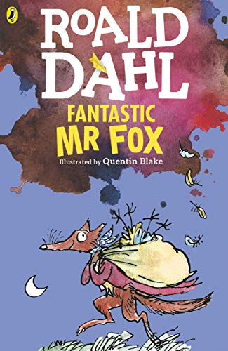 Fantastic Mr Fox (Dahl Fiction) By Roald Dahl