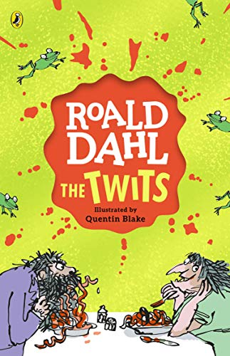 The Twits (Dahl Fiction) By Roald Dahl
