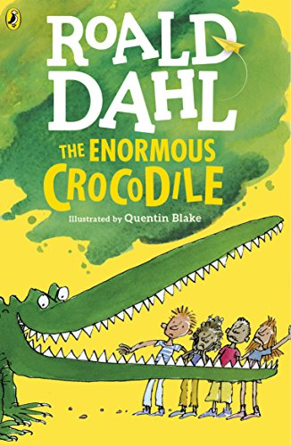 The Enormous Crocodile By Roald Dahl