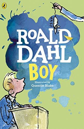 Boy von Roald Dahl