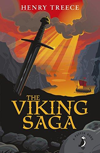 The Viking Saga By Henry Treece