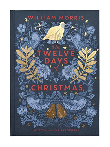 V&A: The Twelve Days of Christmas By William Morris MD