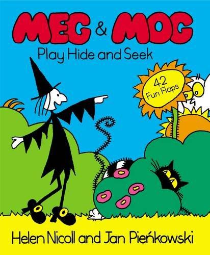 Meg and Mog Play Hide-and-seek By Helen Nicoll