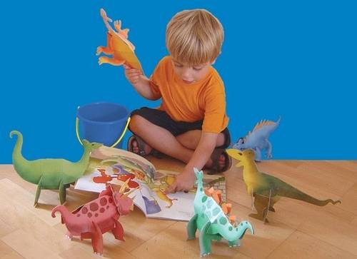 Harry and the Bucketful of Pop-up Dinosaurs By Ian Whybrow