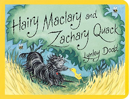 Hairy Maclary And Zachary Quack By Lynley Dodd
