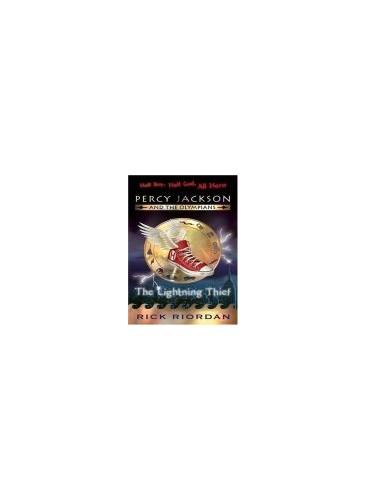 Percy Jackson and the Olympians: The Lightning Thief By Rick Riordan