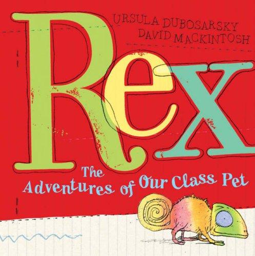Rex By Ursula Dubosarsky