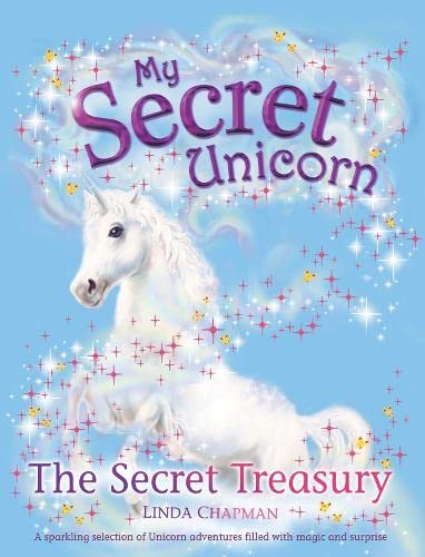The Secret Treasury by Linda Chapman